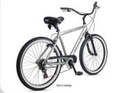 Men's multi-speed bike w/ hand brakes
