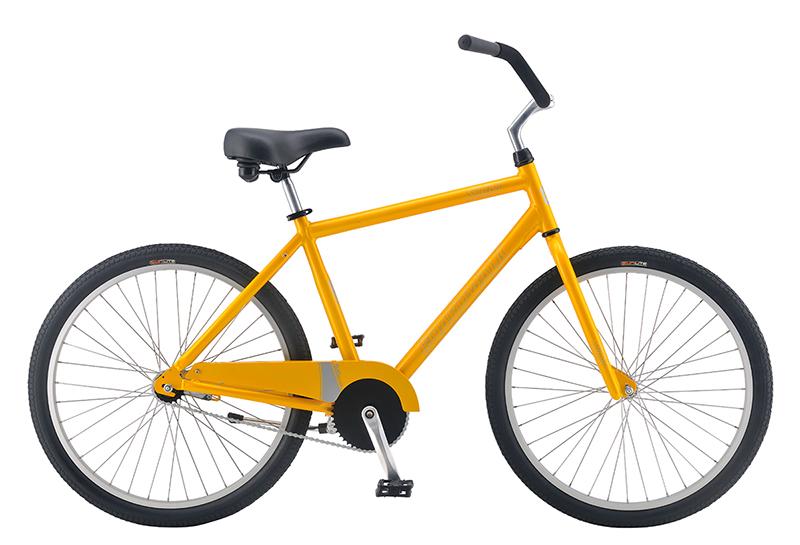 Men's single speed coaster brake bike